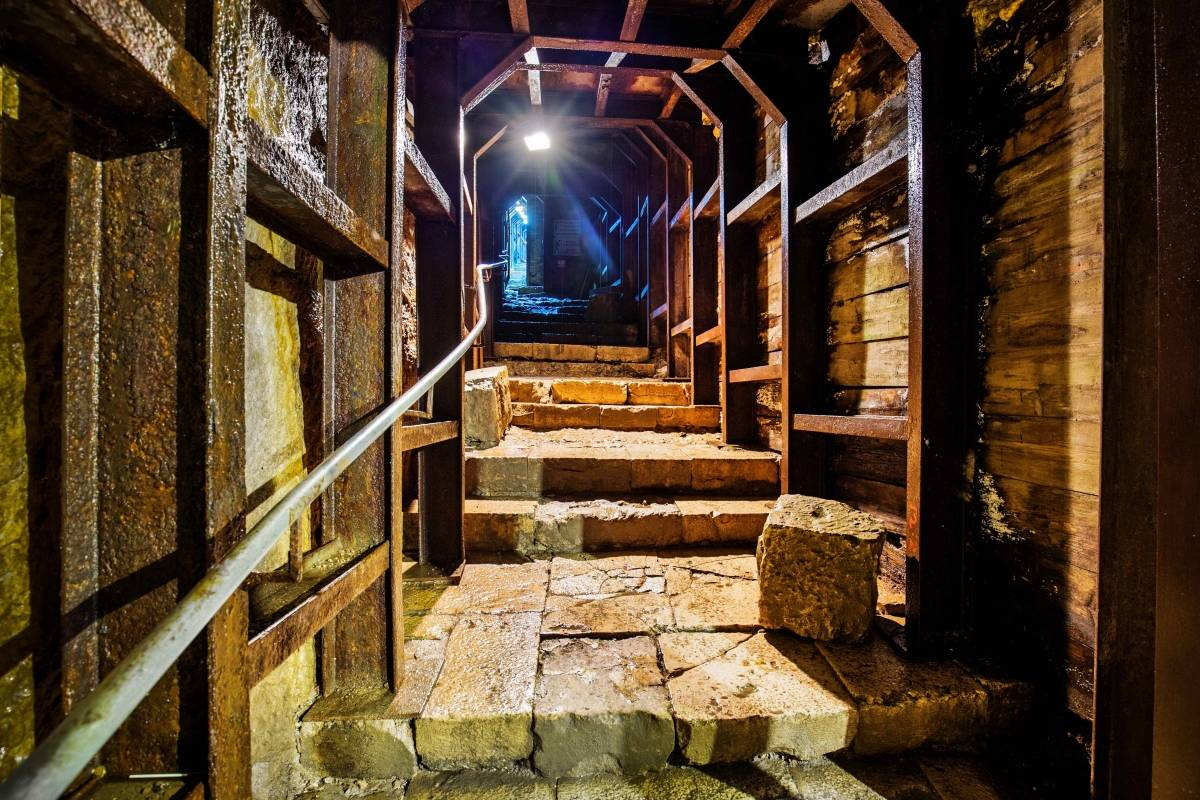 SANDEMANs NEW Jerusalem Tours Ancient Jerusalem: City of David Tour