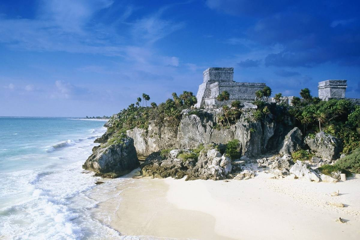 Cancun Vacation Experts TULUM + CENOTE  From Playa del Carmen