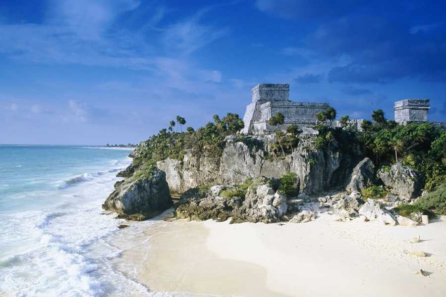 Cancun Vacation Experts TULUM + CENOTE  Desde  Playa del Carmen