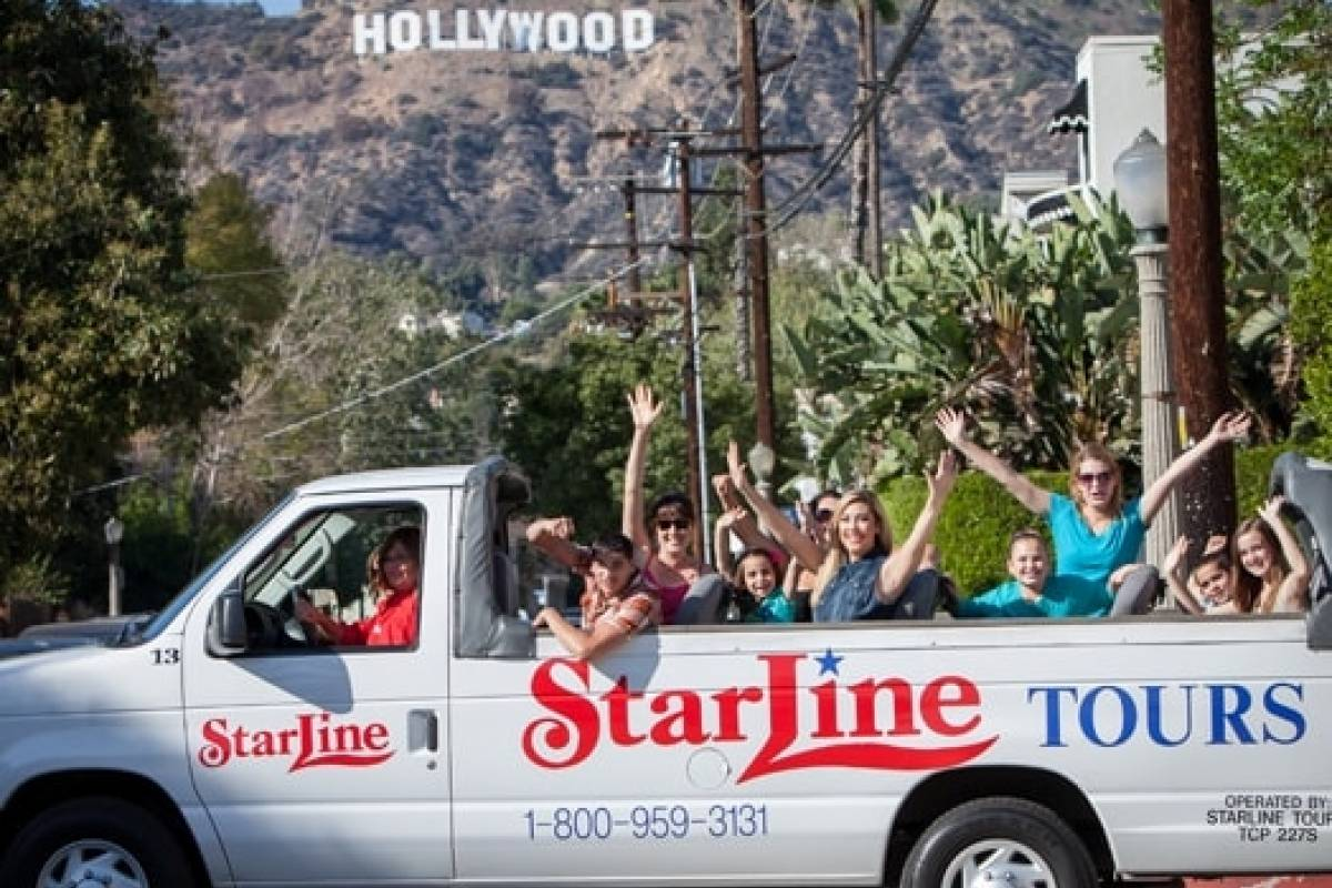 Southern California Ticket & Tour Center Movie Stars' Homes Tour
