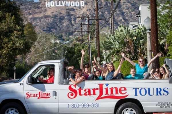 Southern California Ticket & Tour Center Movie Stars' Homes Tour