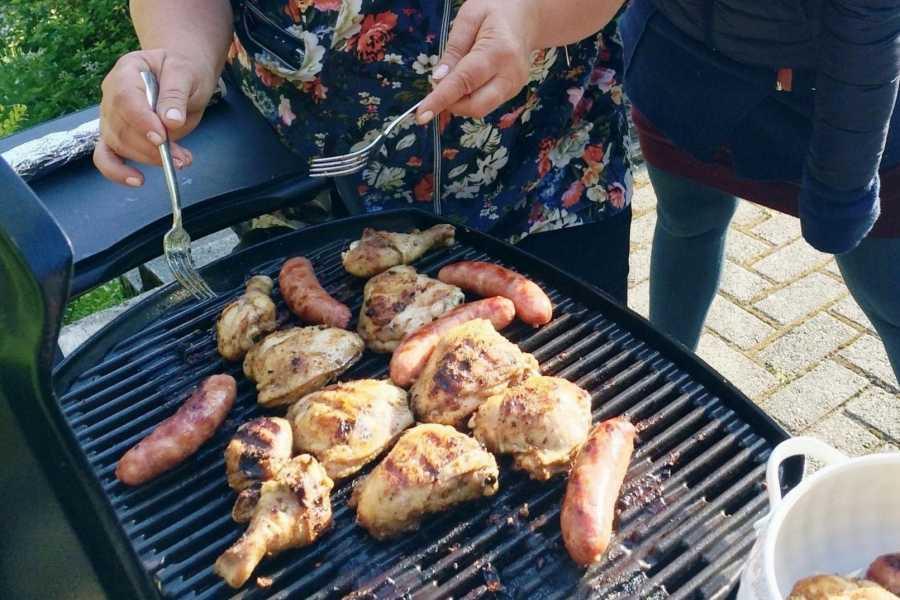 Stana Gard Grilling på Stana Gard