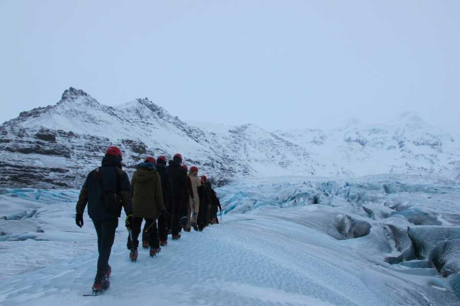 GOECCO Icelandic Ice Cave Guides The Chasing Ice Tour