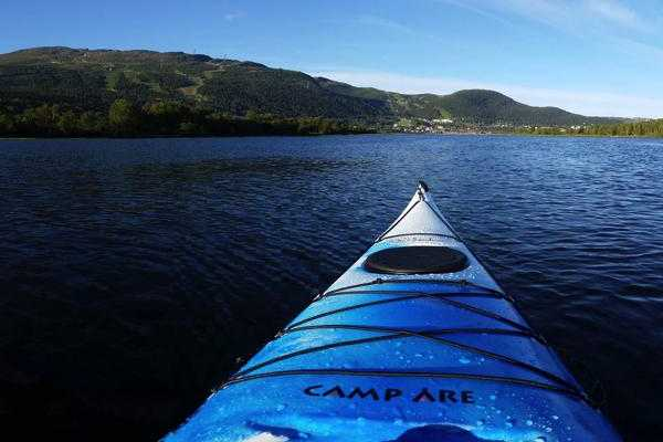 Puls Camp Åre Rent Kayak