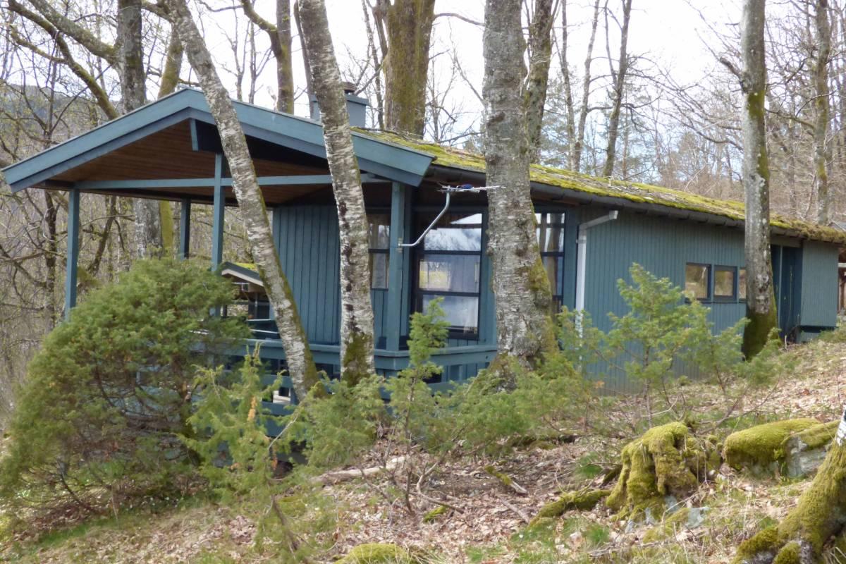 """Hardanger Feriesenter AS Neshagen 4 """"Fisherman Cottage"""""""