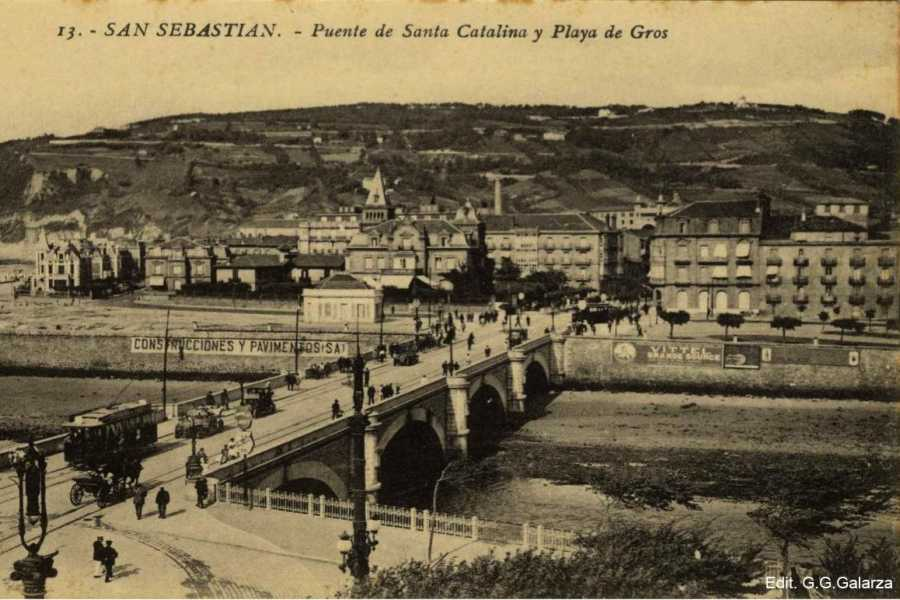 Kultour Incoming Service Gros: San Sebastián, más allá de los puentes.