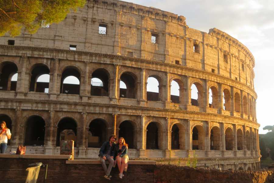 Italy on a Budget tours THE BEST OF ROMA - 4 GIORNI/3NOTTI