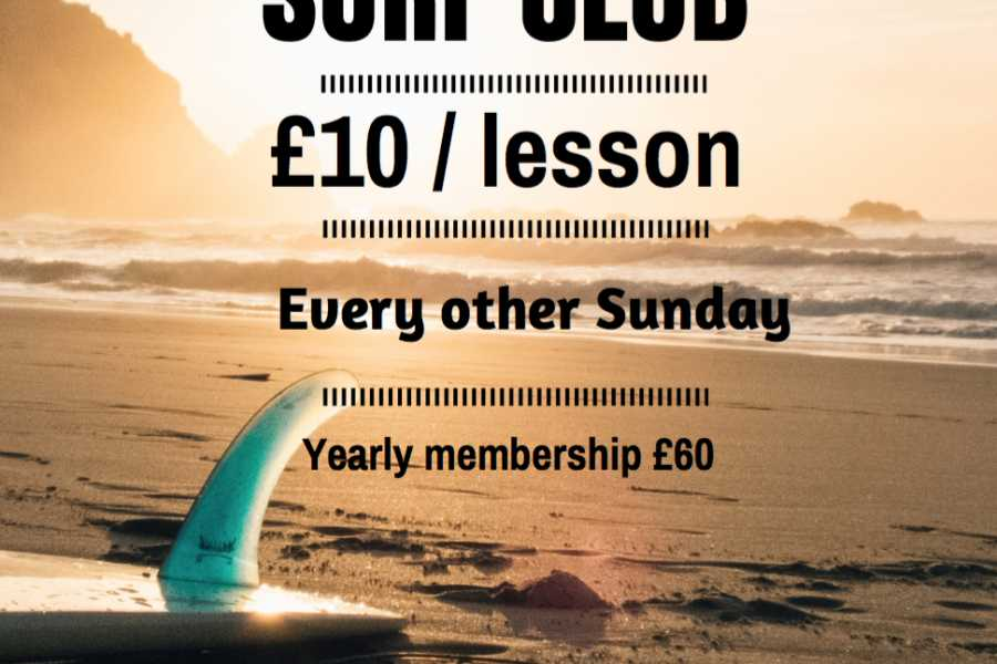 Alive Surf School Club de Surf