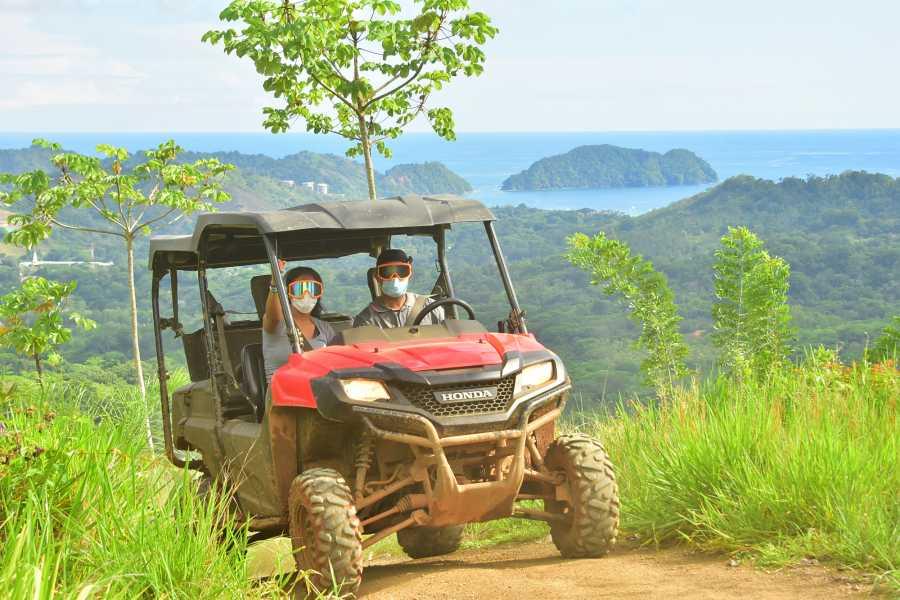 CongoCanopy.com Side X Side Honda  Mountain Tour