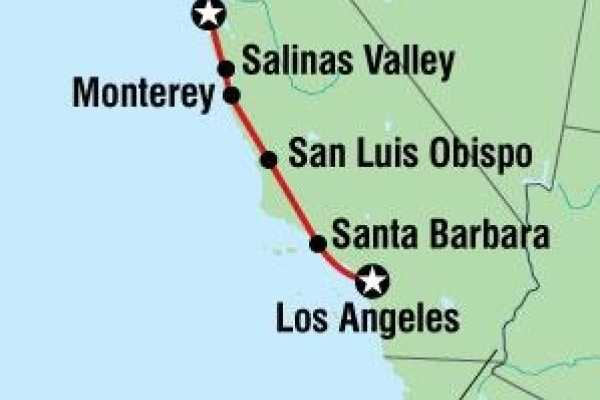 2 Days San Francisco from Los Angeles with SFO transfer out