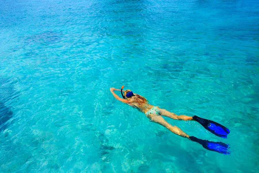 Sugaman Tours Blue Lagoon Island Brac Tour from Omis