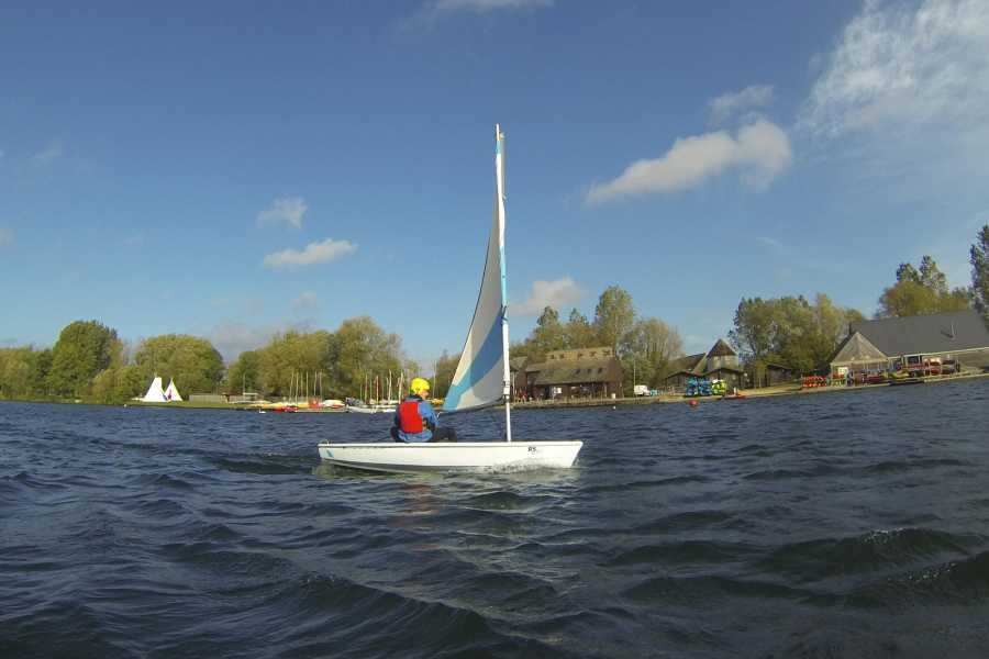 South Cerney Outdoor RYA Junior Sailing Stage 1