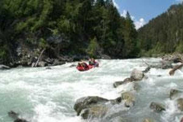 2 Nachmittags Rafting