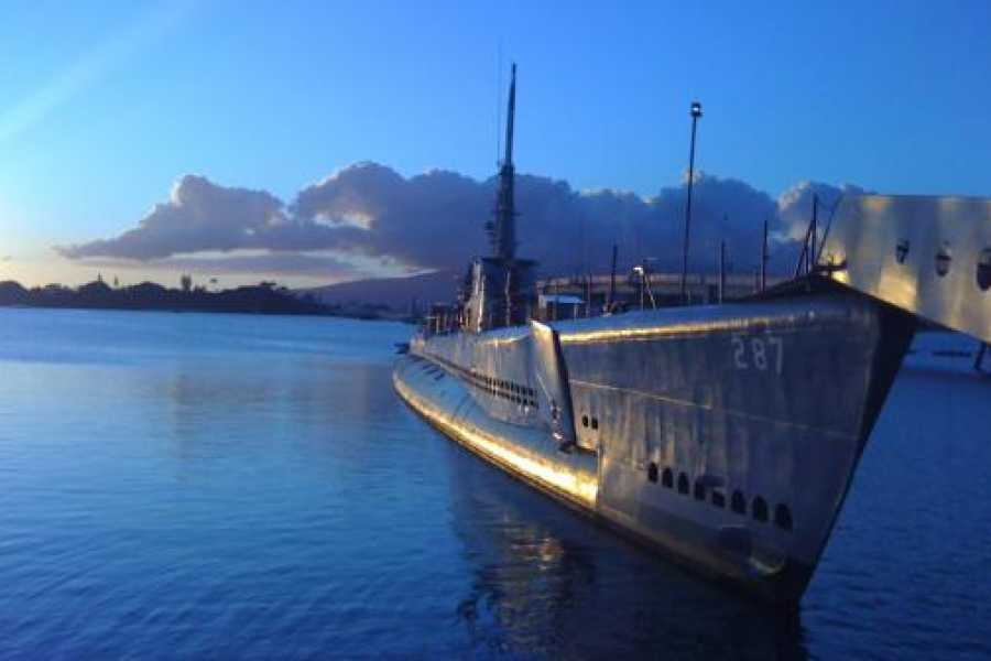Dream Vacation Builders Oahu- Day at Pearl Harbor Tour