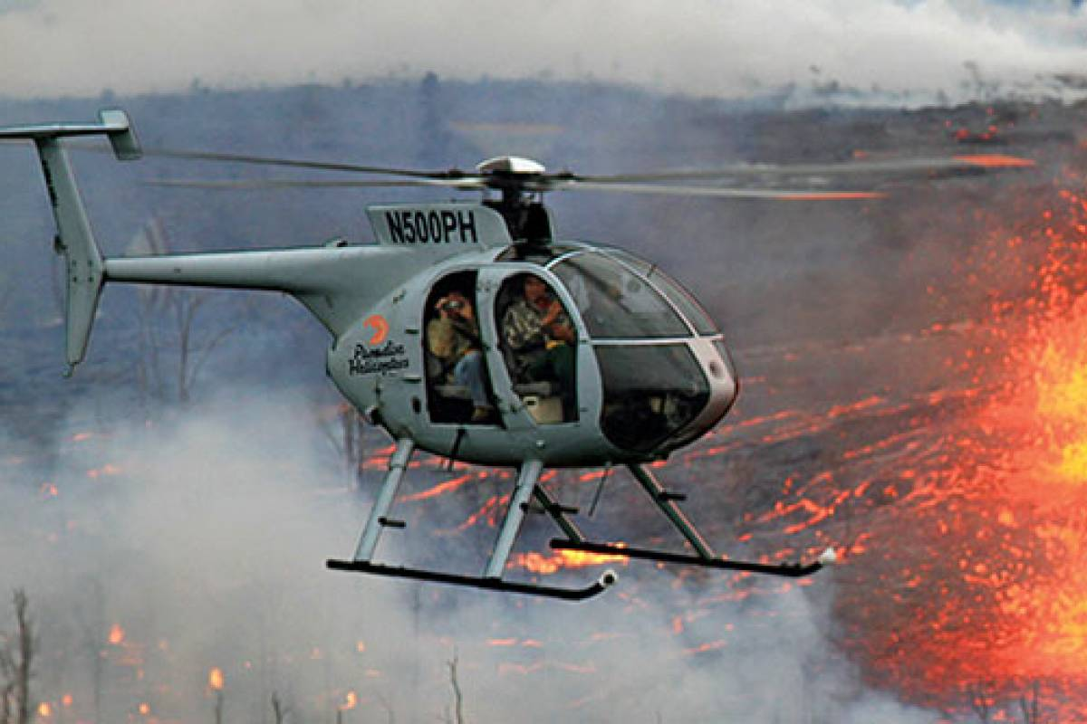Southern California Ticket & Tour Center Helicopter Big Island Expedition