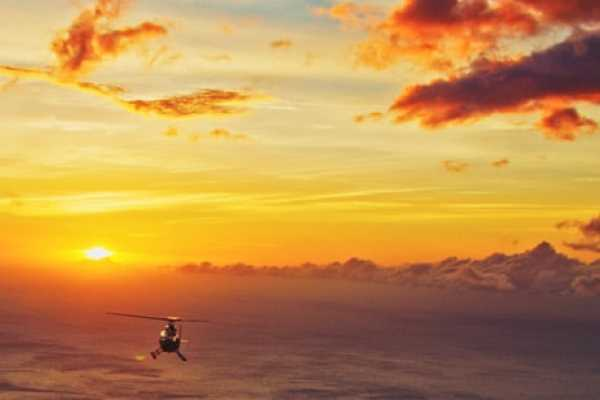 Southern California Ticket & Tour Center Helicopter Sunset Experience