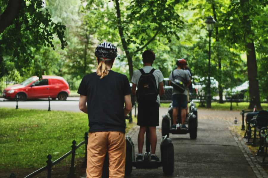 Cruising Krakow Tours & Rentals First Taste Segway Tour