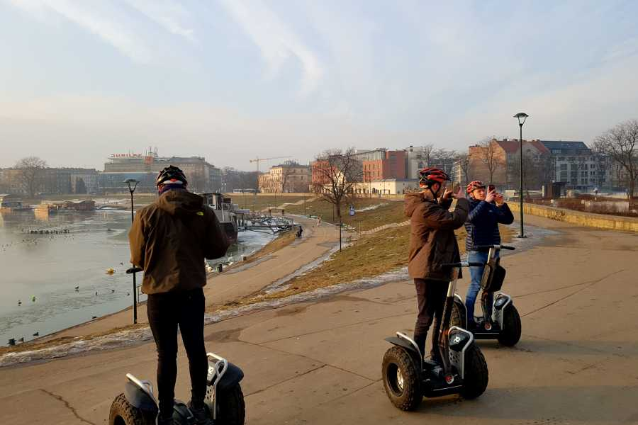 Cruising Krakow Tours & Rentals Joy Ride Segway Tour