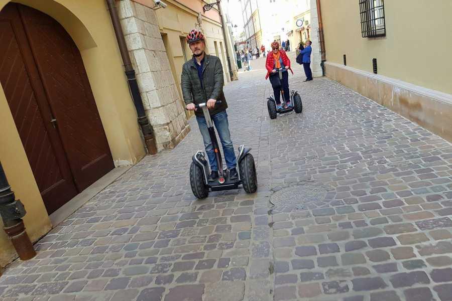 Cruising Krakow Tours & Rentals Leisure Segway Tour