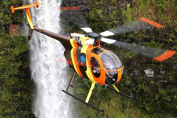 Southern California Ticket & Tour Center Helicopter Lanai: Circle Island Experience