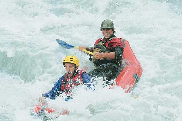 Tandem Rafting