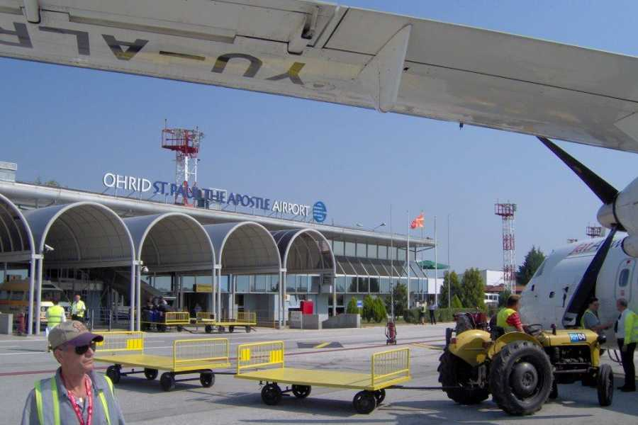 Skopje Daily Tours Private Transfer from Ohrid Airport to Tirana Airport (Albania)