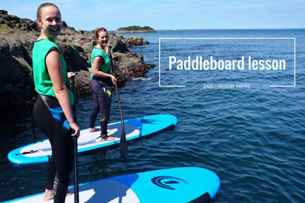 Stand-Up Paddleboard Lesson
