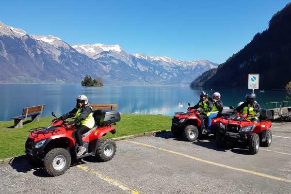 Lake  and Interlaken tour