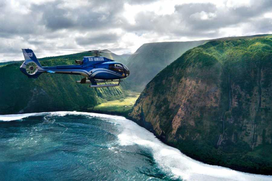 Dream Vacation Builders Blue Hawaiian Kohala Coast Adventure