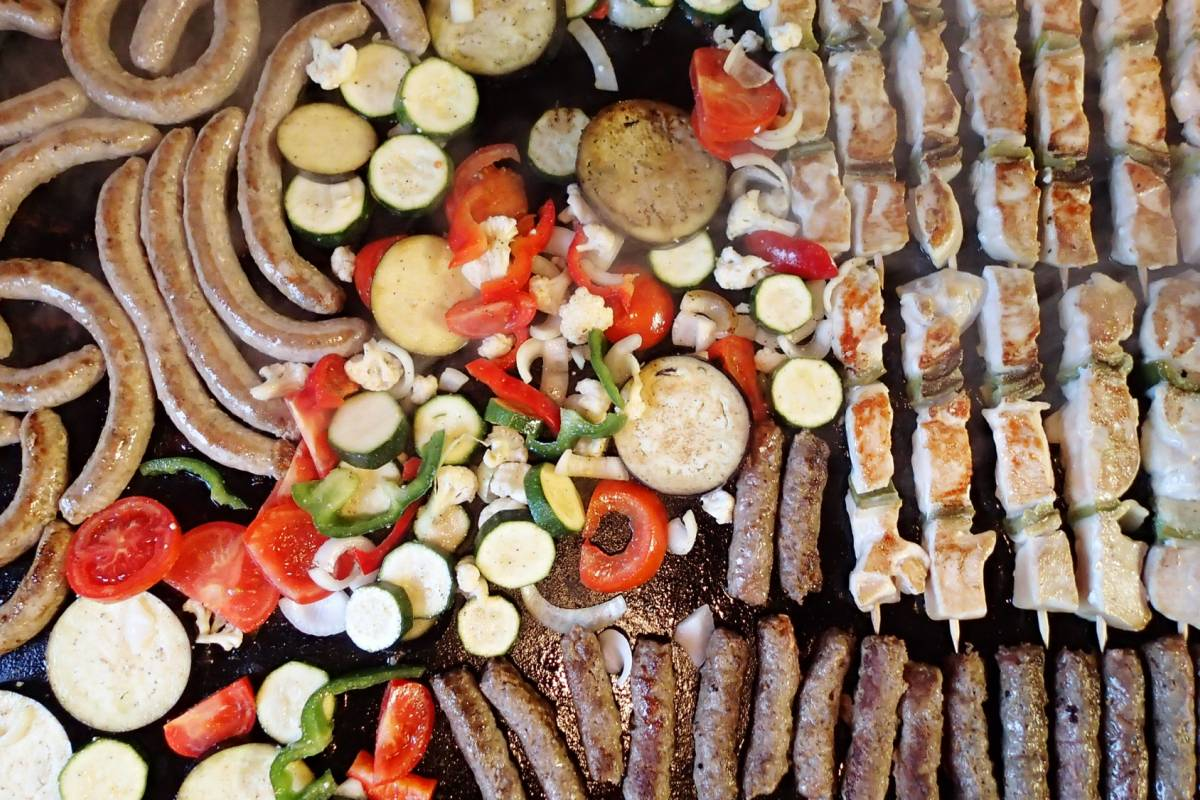 HungaroRaft Kft Szombat esti grill-party