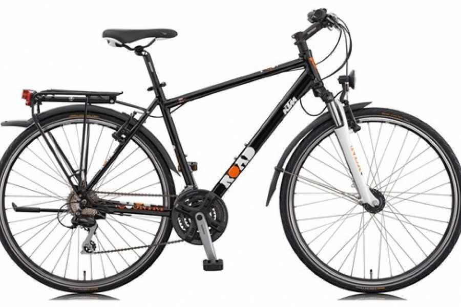 Cruising Krakow Tours & Rentals Trekking Bike Rental