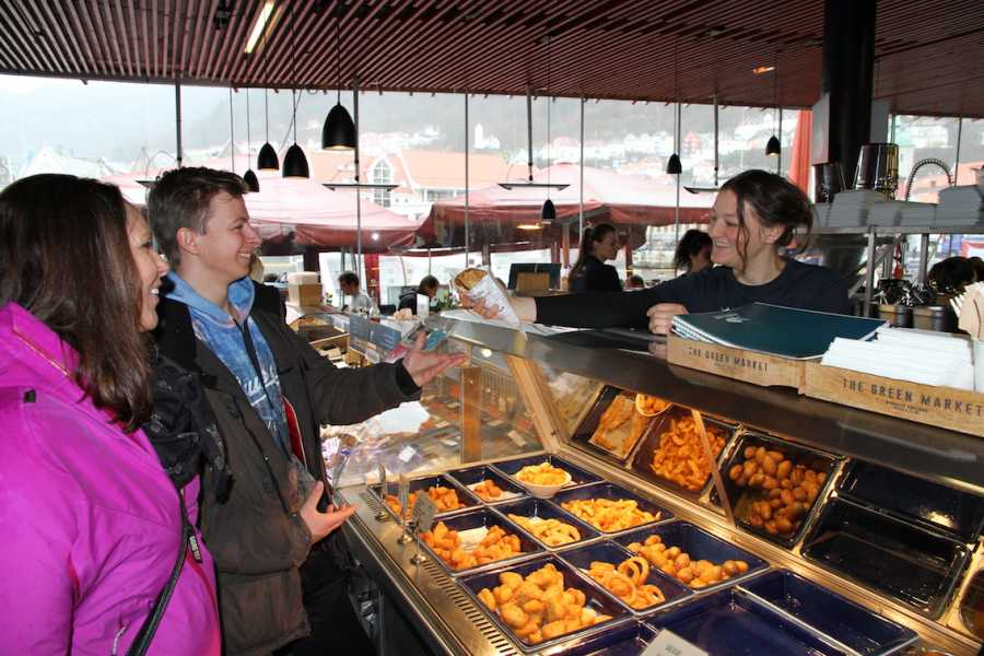 Norway Insight Guided Food and Culture Walk