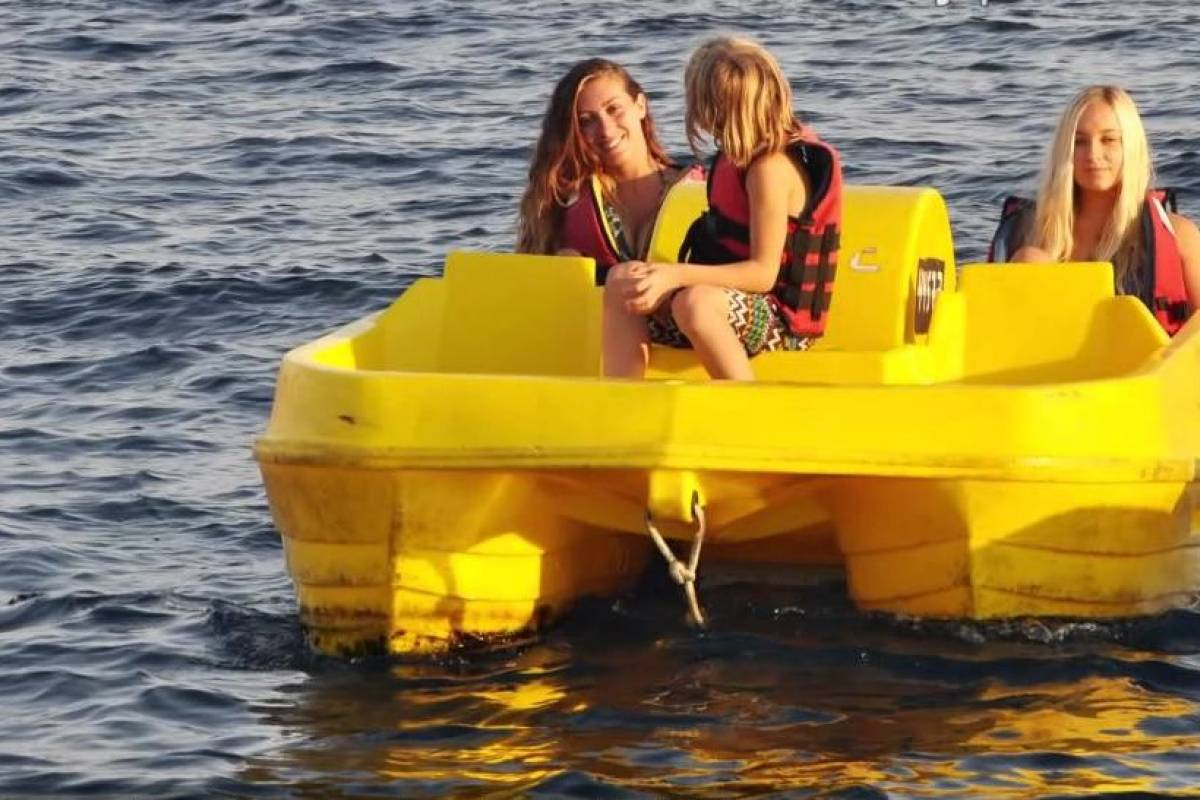 B-Nature A/S PEDAL BOAT RENTAL 2 HOURS
