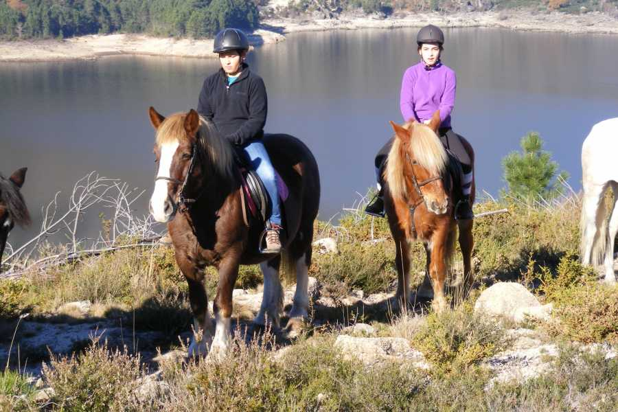Gerês Holidays 1 day Horseback Ride - Waterfall's Trail
