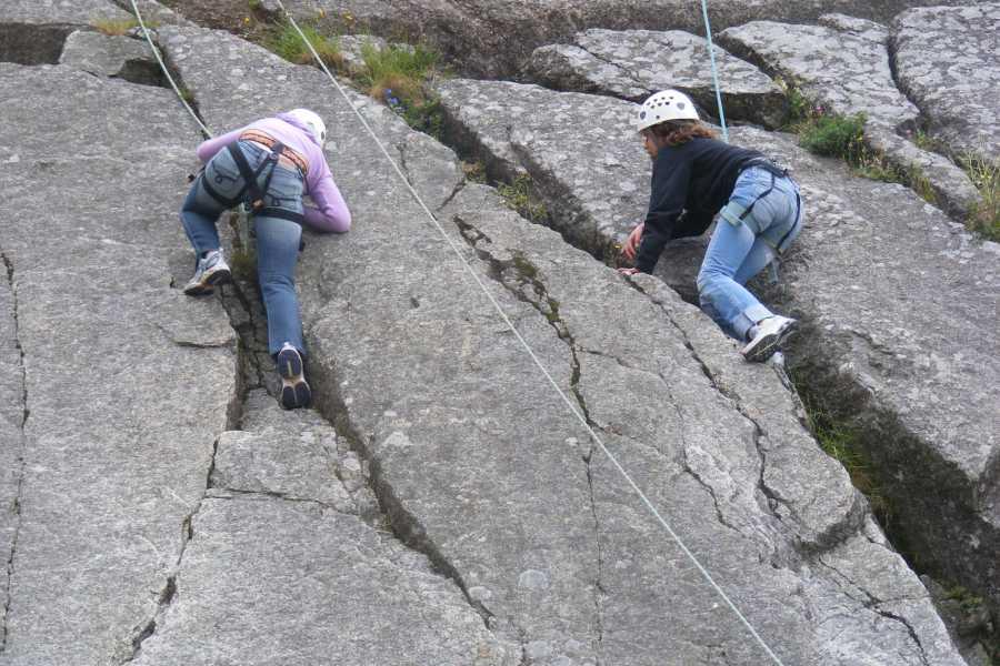 Gerês Holidays Rock Climbing