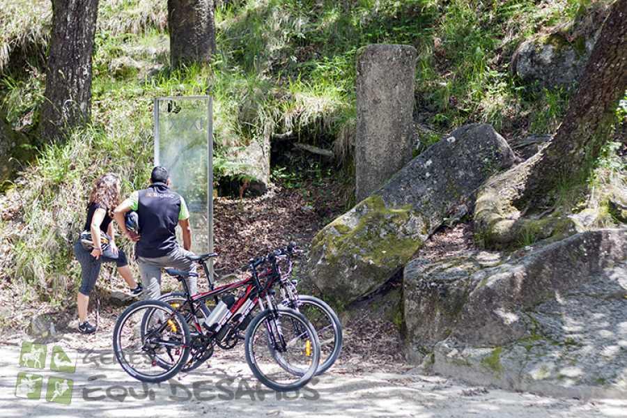 Gerês Holidays Rutas en Bicicleta Eléctrica en Gerês