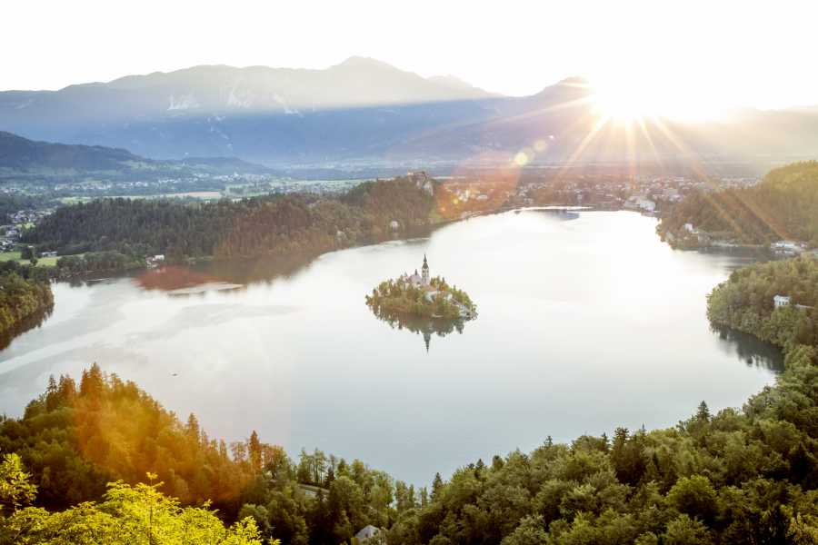ToDoInSlovenia, brand of Kompas d.d. Lake Bled - An Alpine Pearl