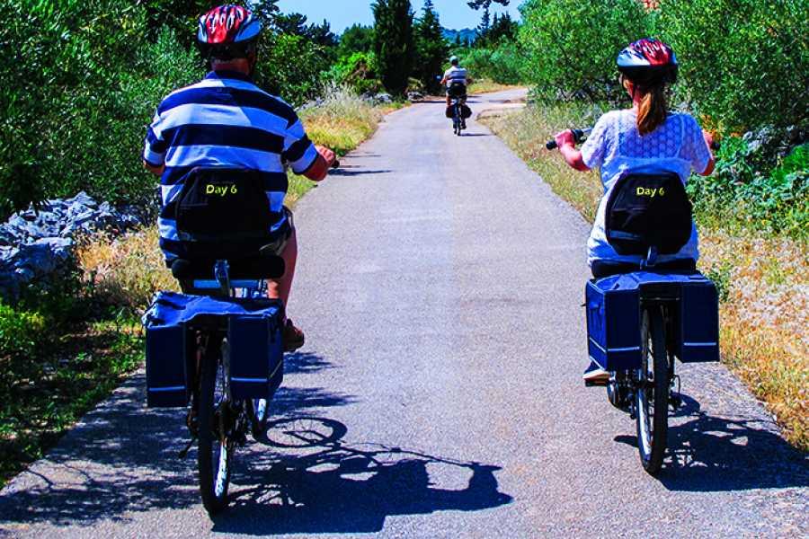 Aktivni Odmor E-bike Šolta Hopping