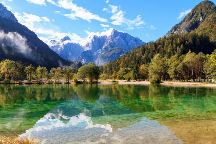 ToDoInSlovenia, brand of Kompas d.d. Private tour to Kranjska Gora & Traditional Slovenian Lunch - Julian Alps Experience Without Limits