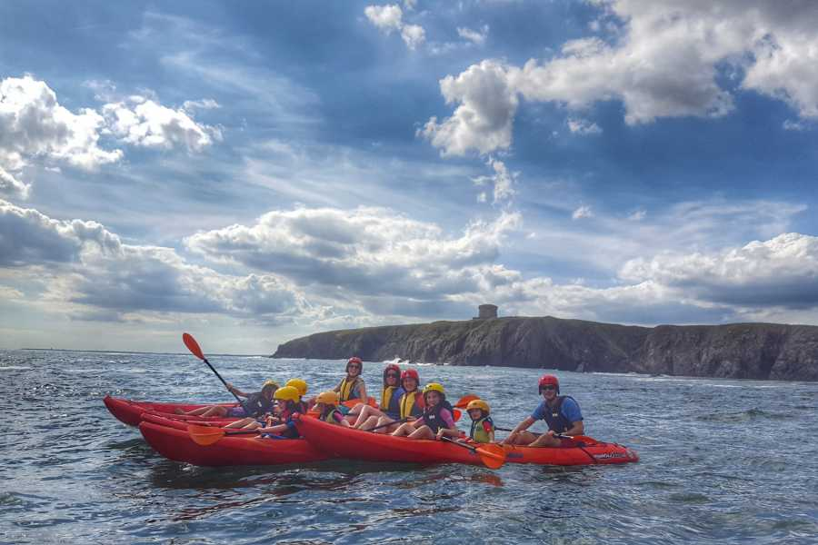 The Irish Experience Sea Kayaking Mini Tour