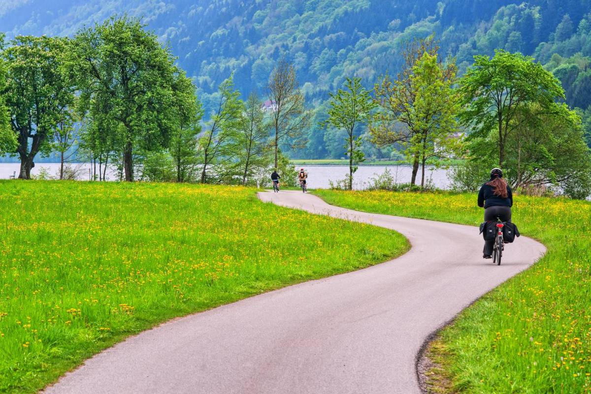 Monkeys and Mountains Adventure Travel Danube Self-Guided Cycling Tour