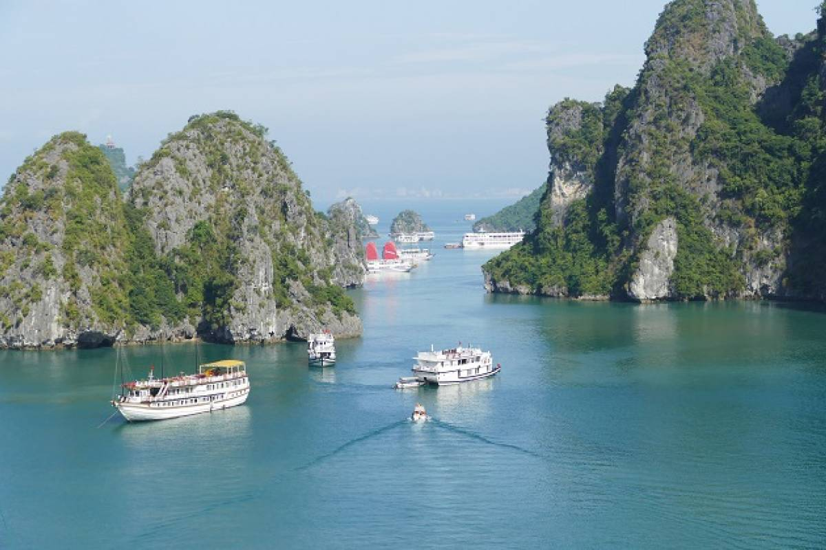 Viet Ventures Co., Ltd Private tour Vietnam highlight 8 days