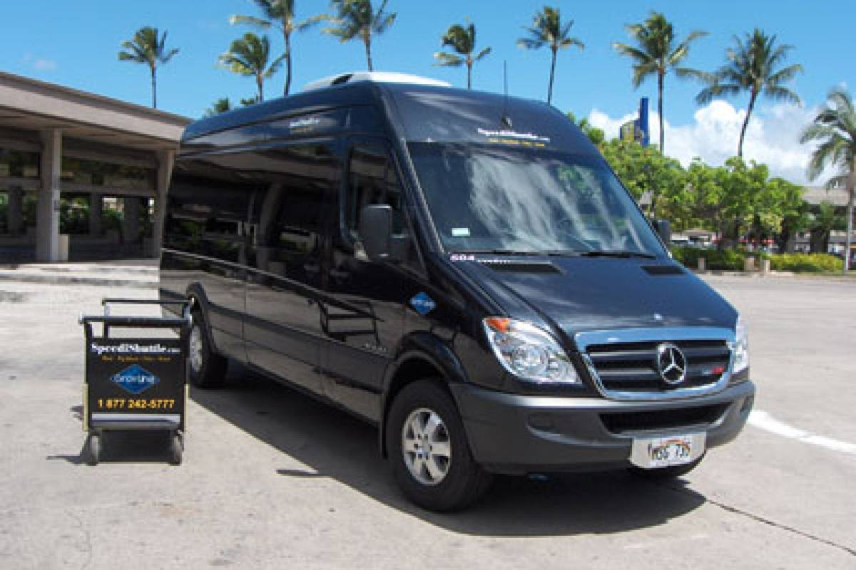 Southern California Ticket & Tour Center Big Island-Kona, Hawaii Airport Transfers