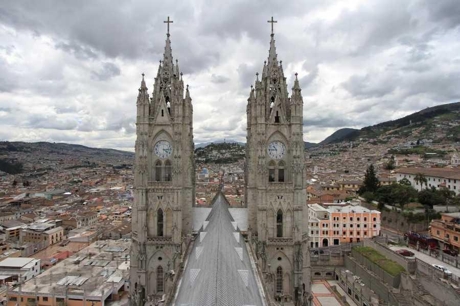Gray Line Ecuador Quito y Galápagos Básico