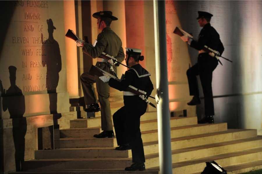 Spirit of Remembrance Ltd. ANZAC Day Ex.Paris (25 Apr 2020)