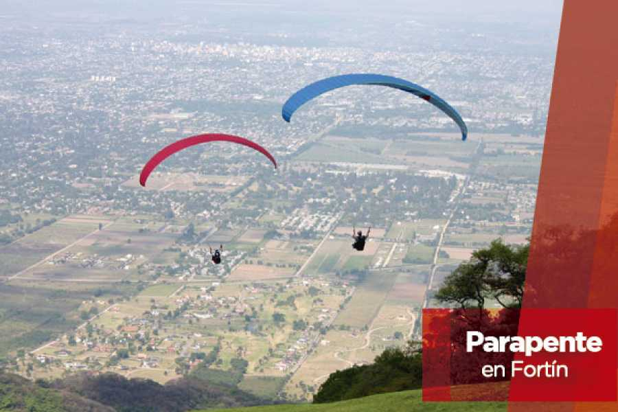 Tours & Tickets Operador Turístico Paragliding flight in Fortin