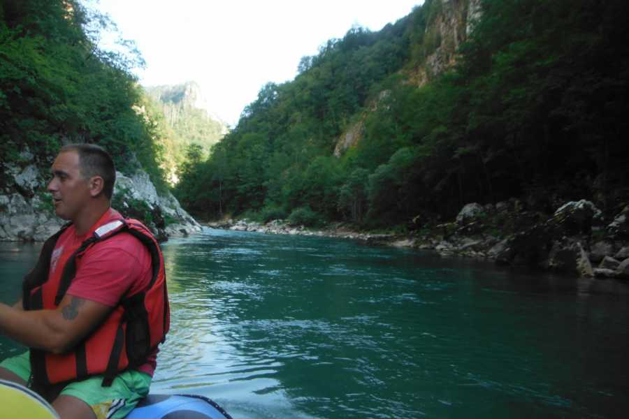 Tarakularaft TWO DAYS RAFTING STARTING FROM THE DEEPEST PART OF THE CANYON (63KM)