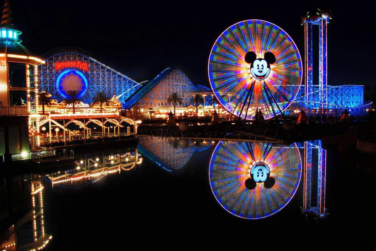 """Dream Vacation Builders Plan C: 7 Nights/8 Days- """"The Best of Southern California """"Super Plus"""" Package"""""""