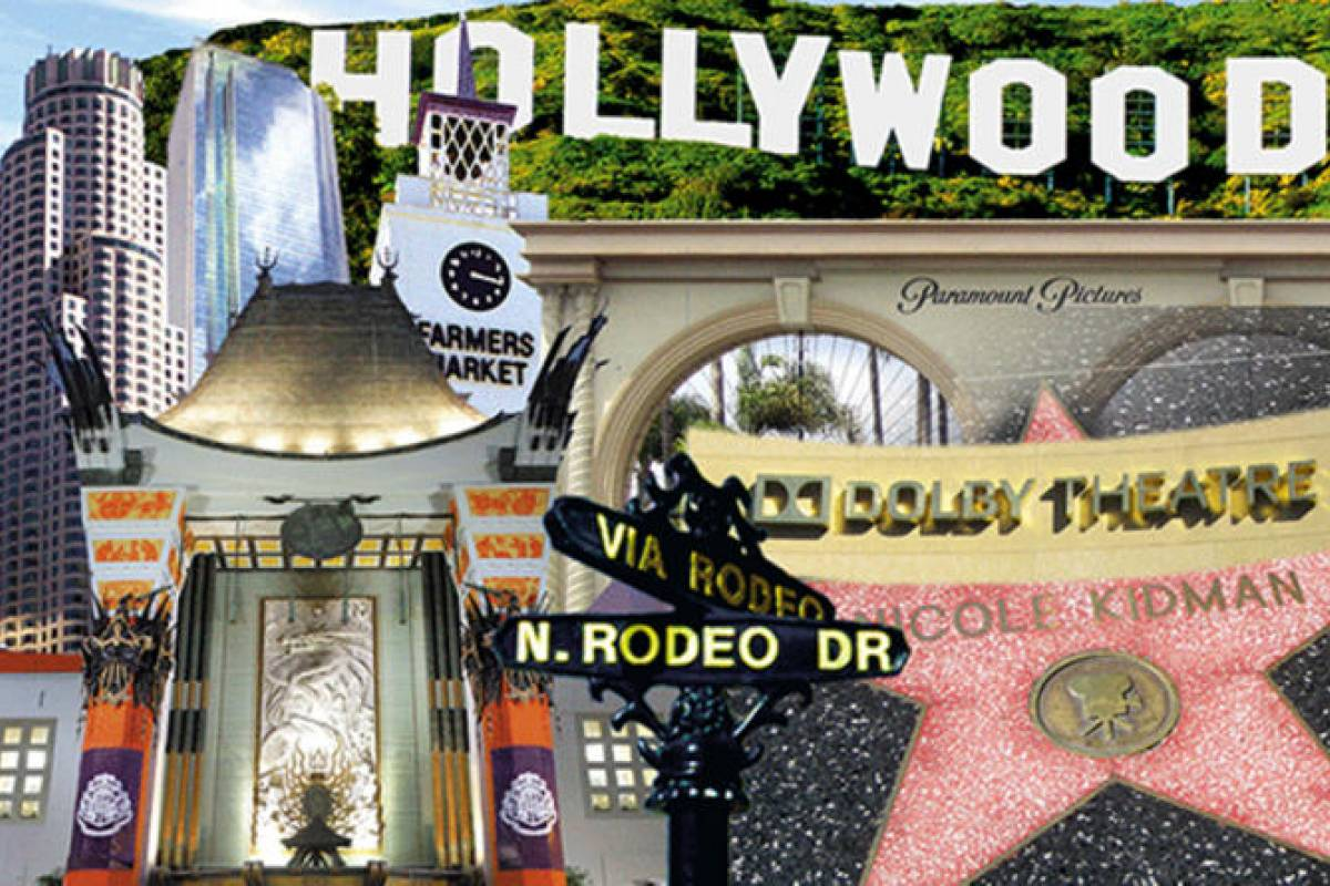 "Dream Vacation Builders Plan E: 3 Nights/4 Days- ""Los Angeles & Hollywood"" Package"""