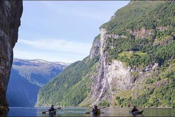 Norway Adventures Geiranger Fjord Adventure